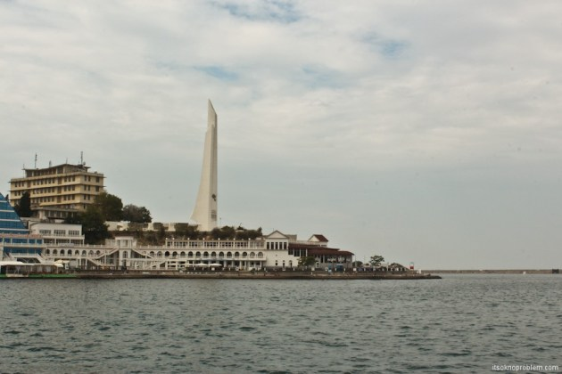 Walk around Sevastopol.