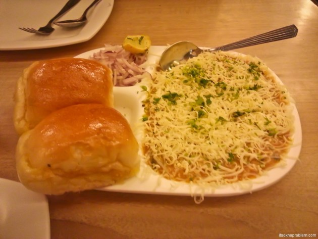 Tasty Week. India. Stand bhazhi