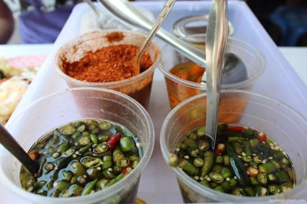 Вкусная неделя. Таиланд. Приправы к тайским блюдам
