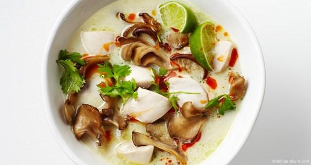 Tasty Week. Thailand. Tom kha gai