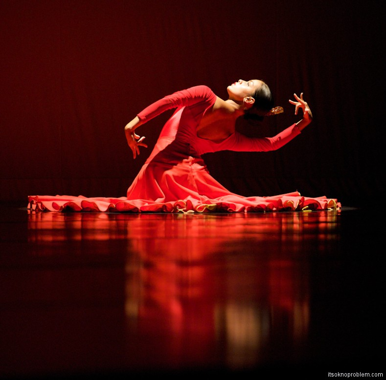 Where to watch flamenco dancing in Spain. Staging of Carmen in Madrid