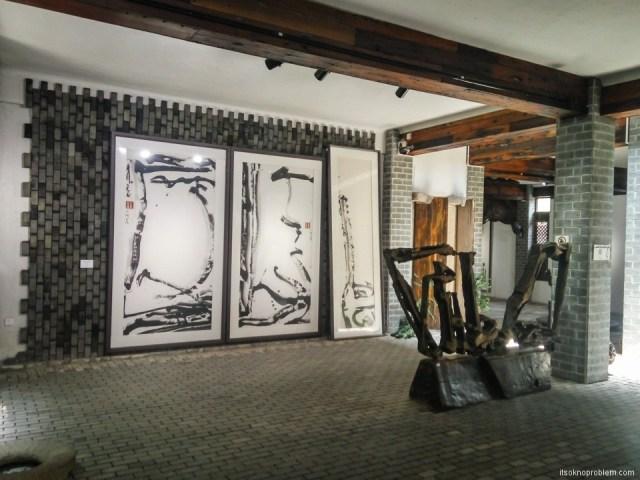 Куда пойти в Шэньчжэне - Sunrise Art Center
