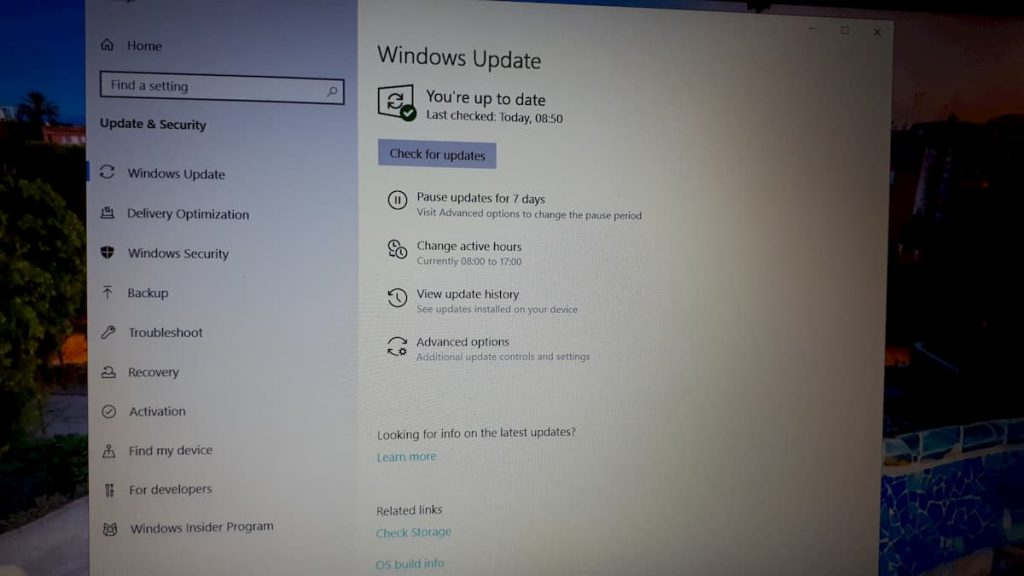 2020-07-20 Fixed Win 10 running slow-3