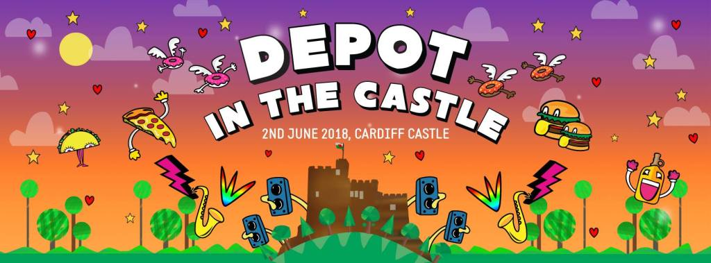 The Line-up of the Depot in the Castle has been released