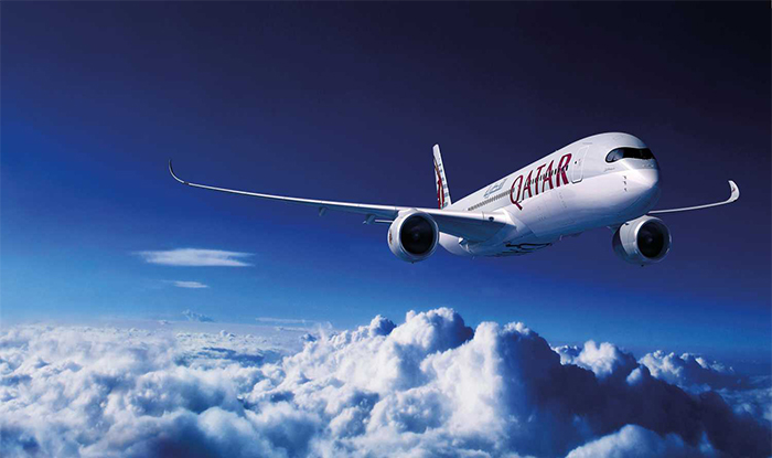 Qatar Airways To Bring the Airbus A350-900 To Cardiff