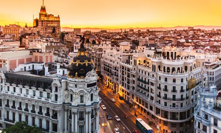 IBERIA EXPRESS CARDIFF TO MADRID SERVICE RETURNS