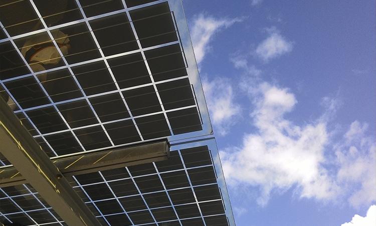 A new solar farm for the city