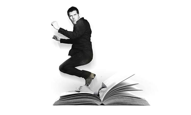Rhod Gilbert is going back on tour
