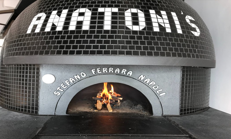 Anatoni's Pizza's serving some of the best Neapolitan pizza in Cardiff