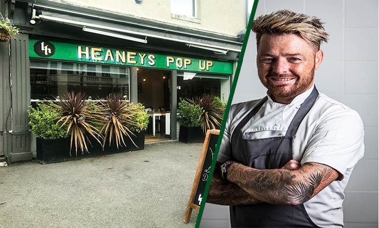 The long-awaited Tommy Heaney restaurant has an opening date