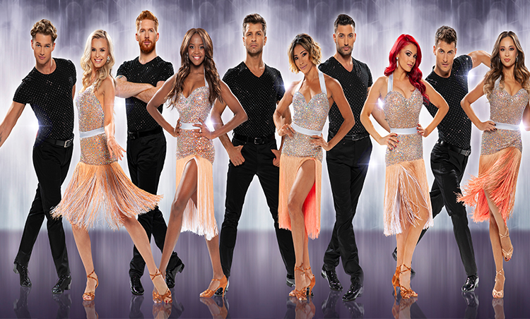 Strictly Come Dancing – The Professionals come to Cardiff