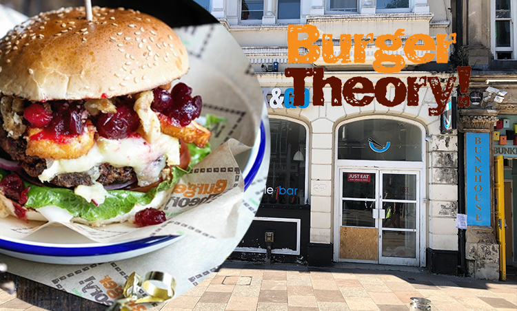 Burger Theory is moving into it's own restaurant on St Mary Street