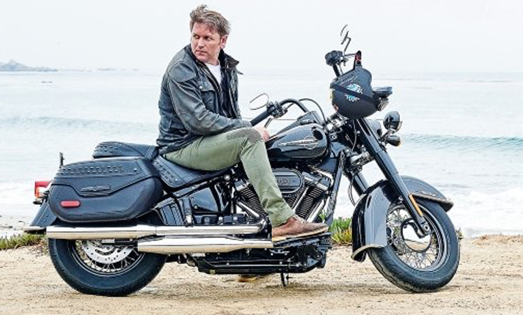 James Martin is on the Road and coming to Cardiff.