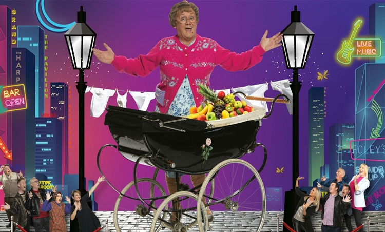 Mrs Brown's Boys D'Musical is coming to Cardiff – here's how to get tickets