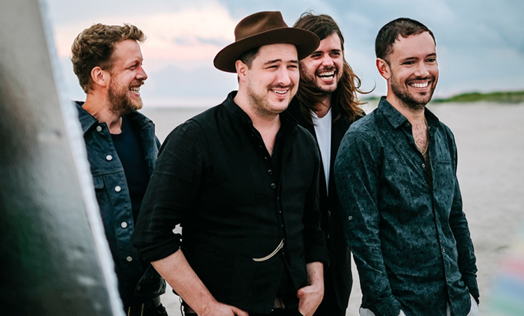 Mumford & Sons UK tour comes to Cardiff – Here's where to get tickets
