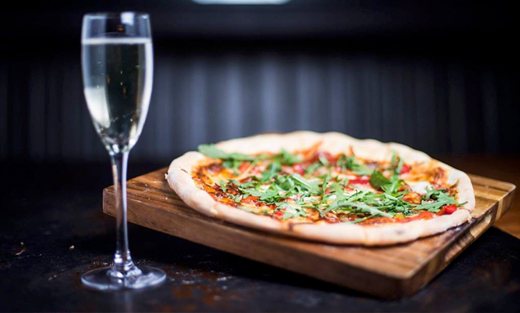 Dough Cellar are bringing us Bottomless Pizza & Prosecco inside CWTCH