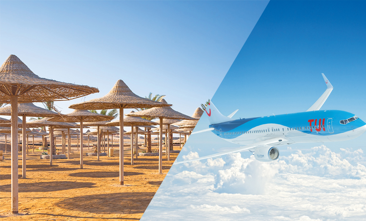 TUI launch new winter flights to Hurghada, Egypt from Cardiff