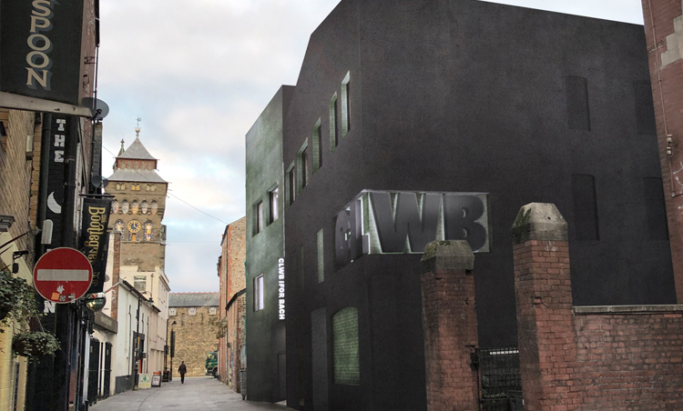 Clwb Ifor Bach reveals plans for new home for music in Wales