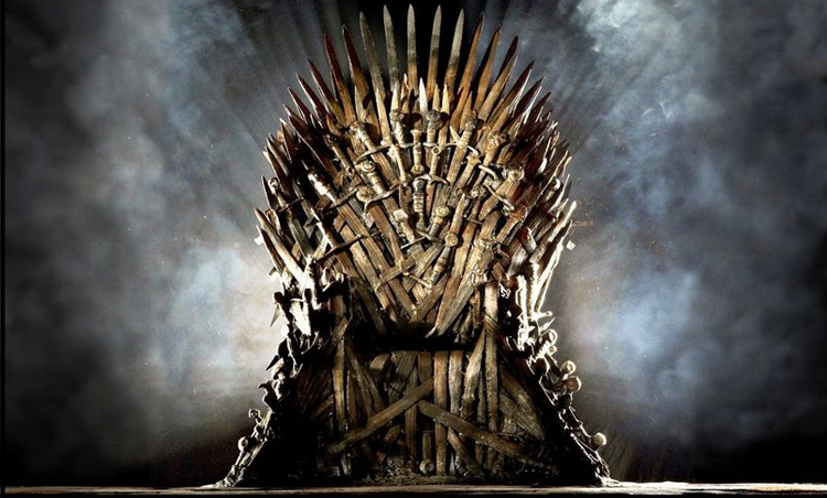 The Iron Throne from Game of Thrones is coming to  CARDIFF
