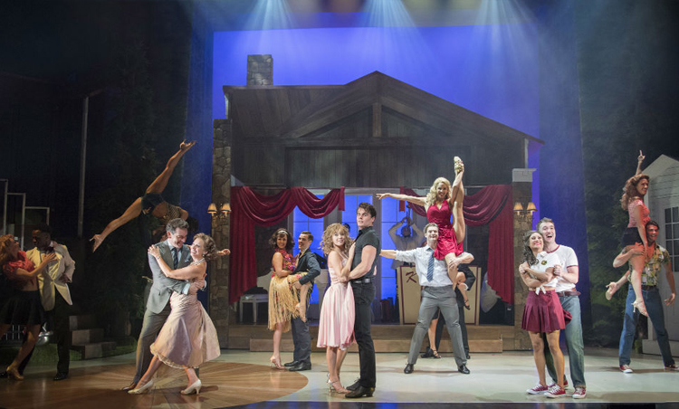 Dirty Dancing At The New Theatre
