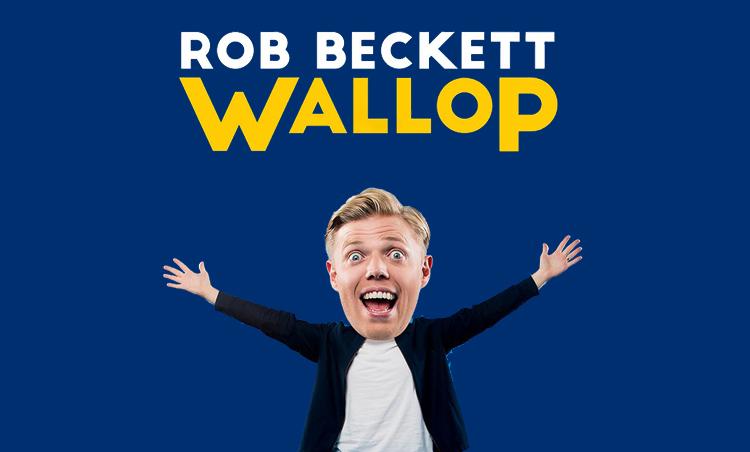 Comedia Rob Beckett Comes To Cardiff