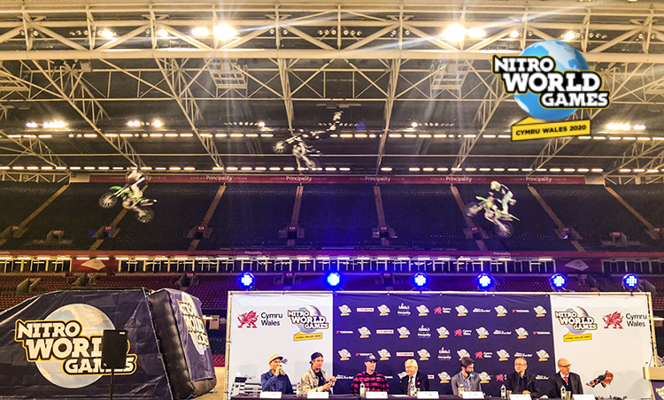 The Nitro World Games Will Be Arriving In Cardiff