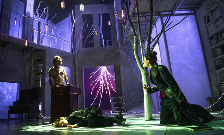 The Frighteningly fantastic  Frankenstein opens at the New Theatre