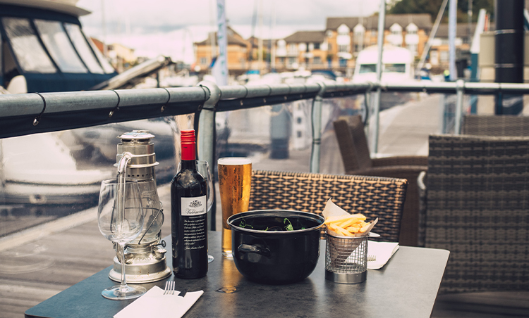 Our Must Try Al Fresco Dining When Restrictions Lift on April 26th