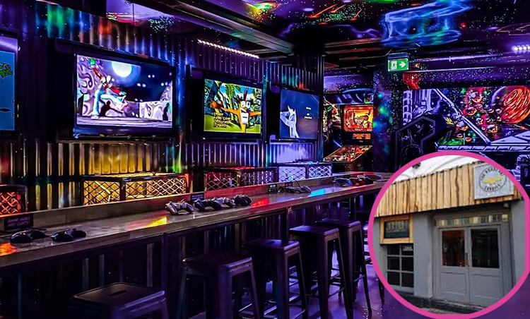 A New Late-night Gaming Bar Is Set To Open In Cardiff