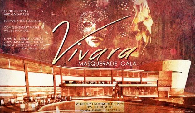 Vivara Event Poster