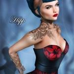 Hipp at Hair Fair -