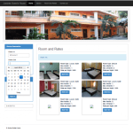 Justine's Guest House Online Room and Reservation System