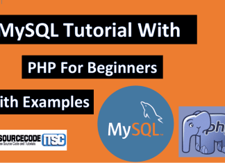 MySQL Tutorial For Beginners