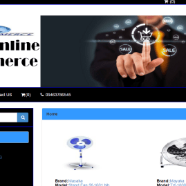 Online E-Commerce