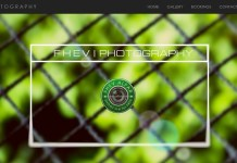 Online Photography Reservation System