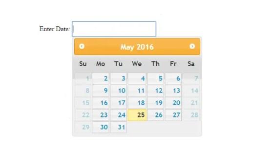 calendarUIjqueryPI