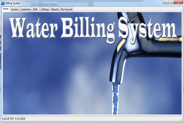 Water Billing System