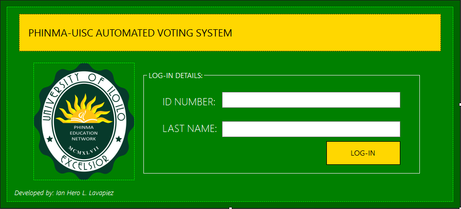 Voting System Source Code Using VB Net And MySQL