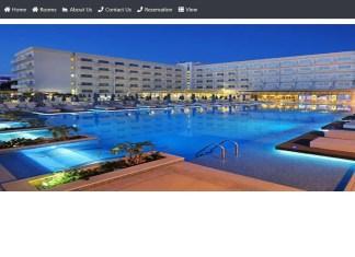 Online Hotel Management System source code