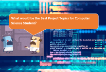 Best Project Topics For Computer Science Student