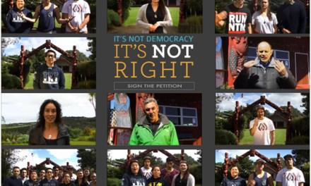 It's Not Right (Maori)