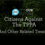 Don't leave a toxic legacy – give up on the TPPA