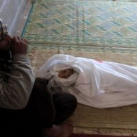 Palestinian baby dies of burns caused by Israeli tear gas