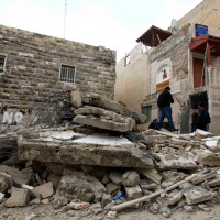 Israeli Forces demolish a house in Tur neighborhood – Jerusalem