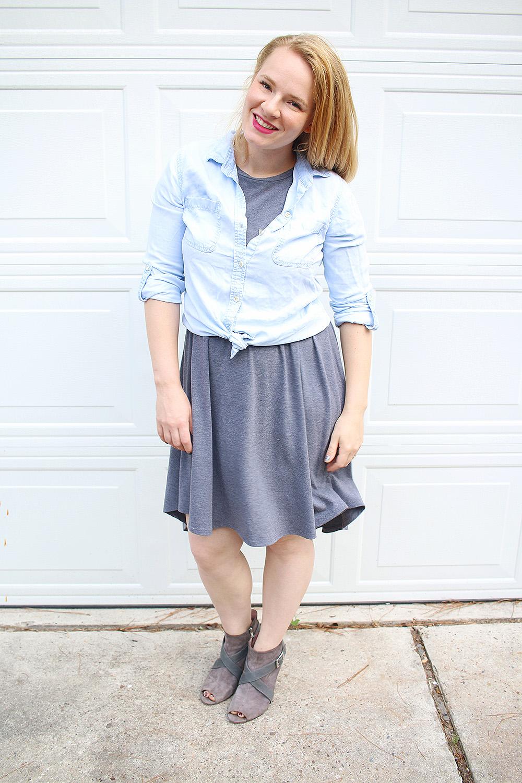 Styling Lularoe Carly Dress