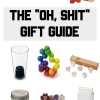 "The ""Oh, Shoot"" Gift Guide with Uncommon Goods"