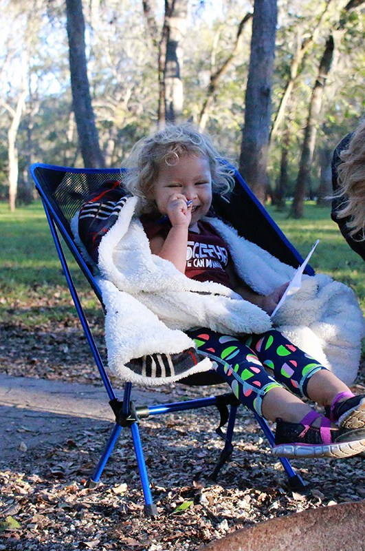 Camping in Brazos Bend State Park