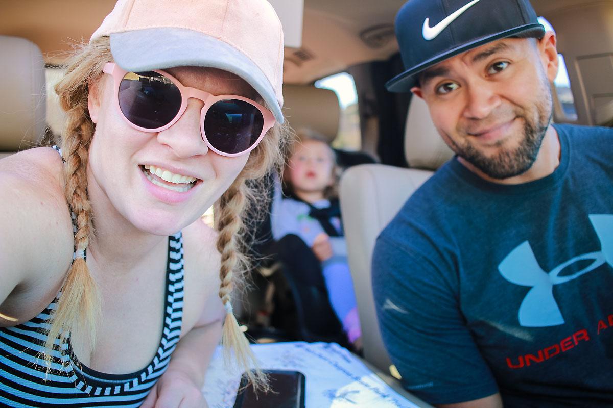Amarillo Road Trip