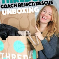 ThredUP Coach Reject/Rescue Unboxing