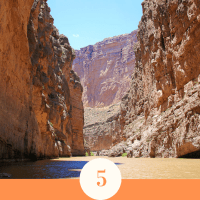 Top 5 Hikes In Big Bend National Park